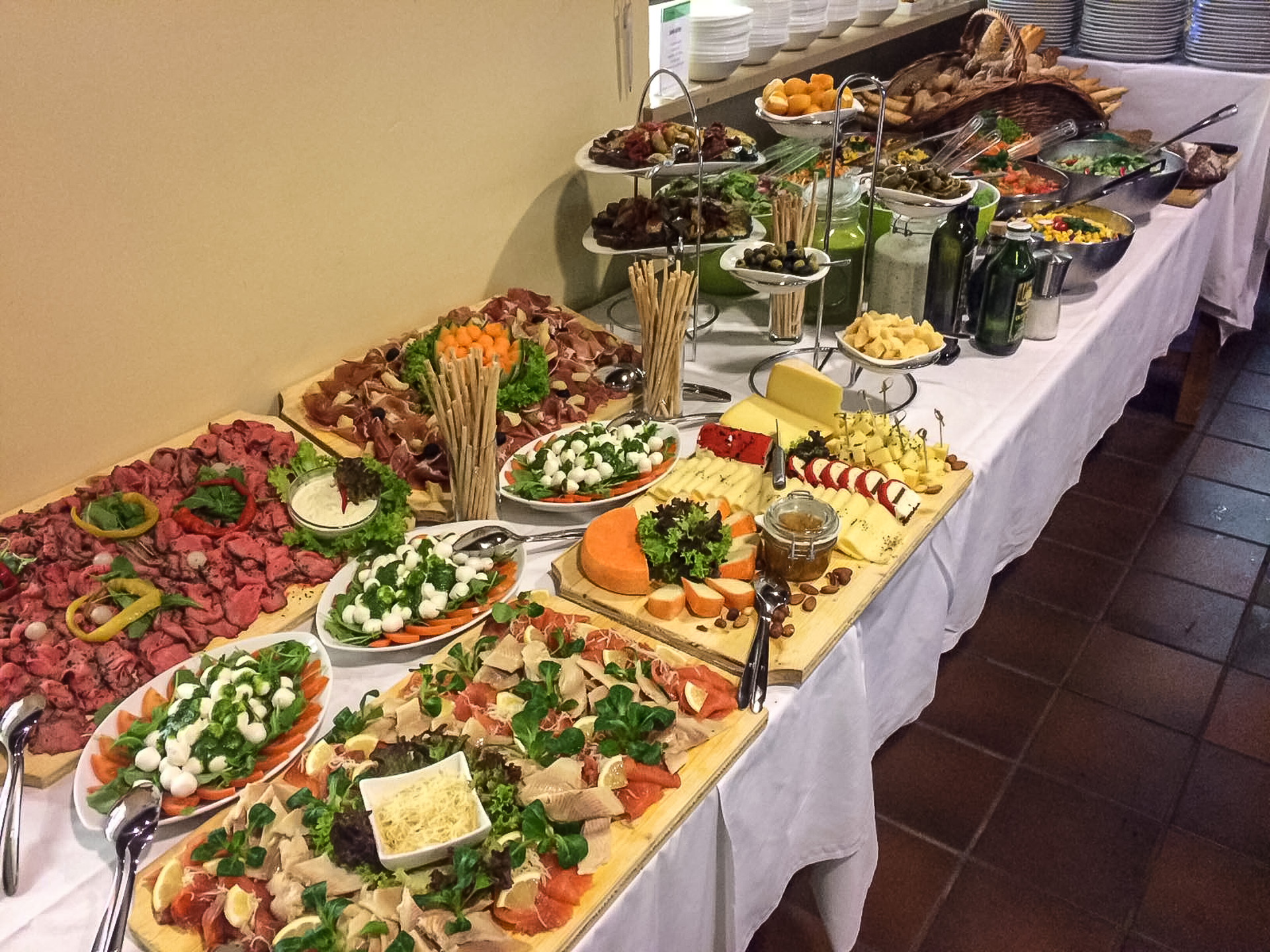 Buffets by Herzog-Catering